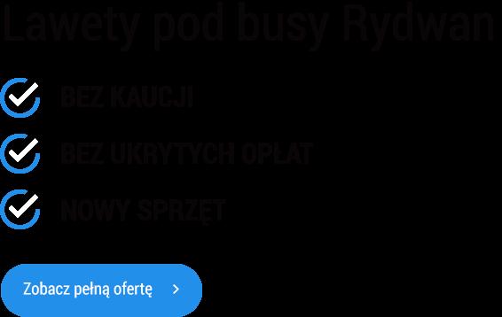 Lawety pod busy Rydwan