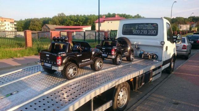 Holowanie auta i ciężarówki – jakie uprawnienia są potrzebne?